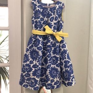 Mini Boden dress.